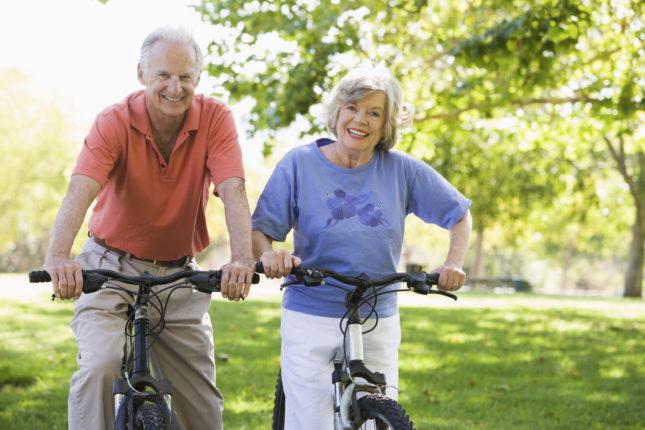 senior le sport pour vieillir