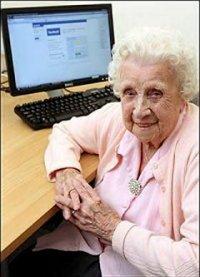 seniors sur facebook