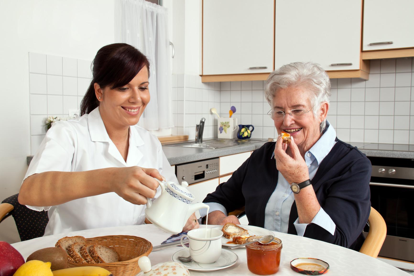 accompagnateur maison retraite